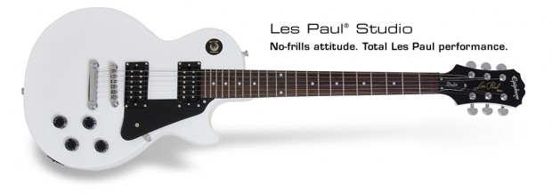 Epiphone LP Studio - Alpine White
