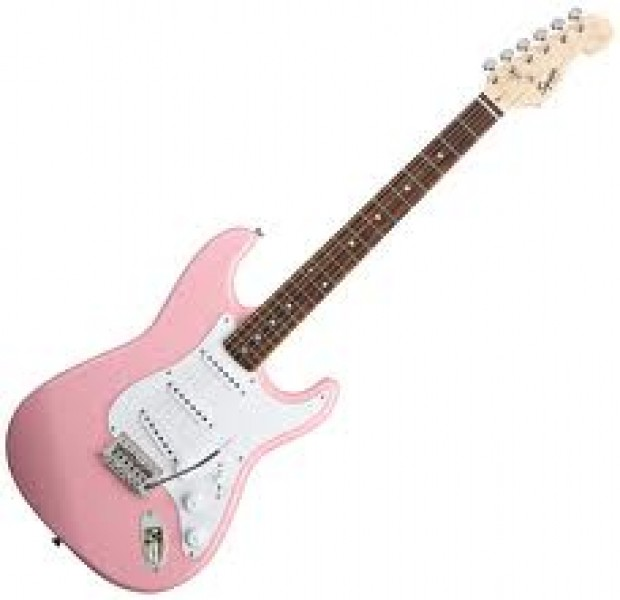 Squier Bullet Stratocaster - Pink