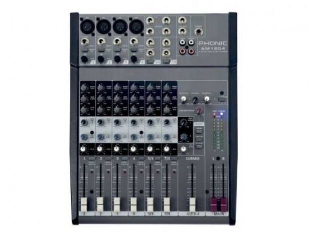 Consola Phonic AM1204
