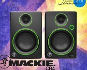 Monitores de estudio Mackie CR4